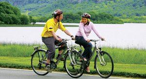 Mountainbiking in Nordirland ist ein Erlebnis für Radfreunde und Naturliebhaber