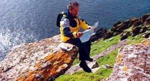Wandern in Nordirland: Der Weg ist das Ziel