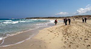 Nordzypern bietet herrliche Strände wie den Golden Sands Beach auf der Halbinsel Karpaz