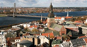 Riga, die Europäische Kulturhauptstadt 2014, bietet zahlreiche Kulturprojekte und Kulturveranstaltungen