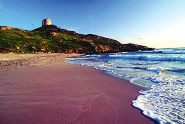Im Südwesten Sardiniens: Herrliche Traumstrände finden Urlauber zum Beispiel auf der Halbinsel Sinis.