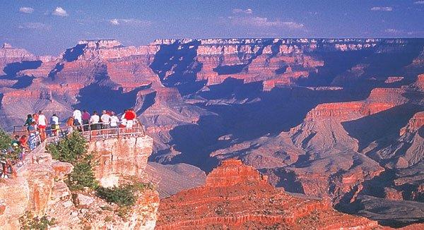 Der Grand Canyan State bietet Arizona-Reisenden über 27 State Parks zum Entdecken (Bild: Mather)