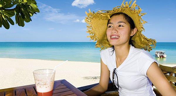 Asien Urlaub