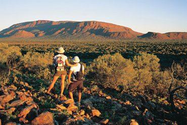 Australien Mount Augustus