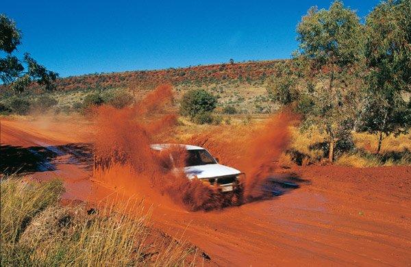 Australien Outback