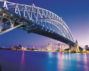 Australien Sydney Harbour Bridge