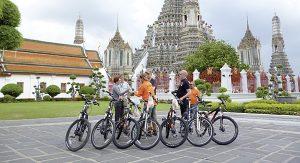 Bangkok Fahrradtouren