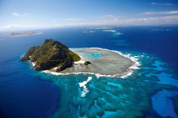 Fiji Insel