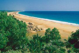 Indien Strandurlaub