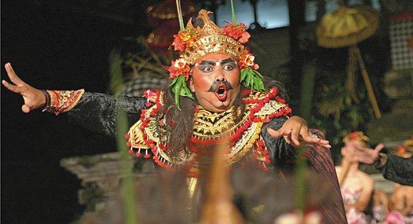 Indonesien - rituelle Tänze