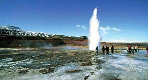 Rings um Islands Hauptstadt bietet die Natur beeindruckende Schauspiele