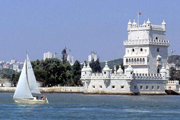Eindrucksvoll: DerTorre de Belém wurde 1983 zum Weltkulturerbe erklärt