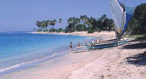 Traumhafte Strände auf Lombok