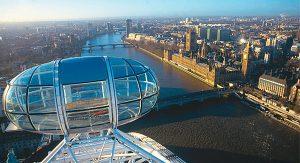 Sightseeing in London geht auch günstig - Tipps von fliegen-sparen.de