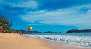 Malaysia Langkawi Cenang Beach