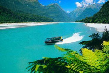 Neuseeland Westküste
