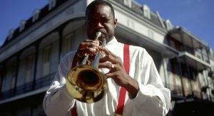 Live Musik erleben New Orleans-Besucher fast an jeder Straßenecke