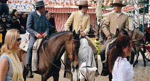 Die April-Feria von Sevilla findet dieses Jahr im Mai statt.