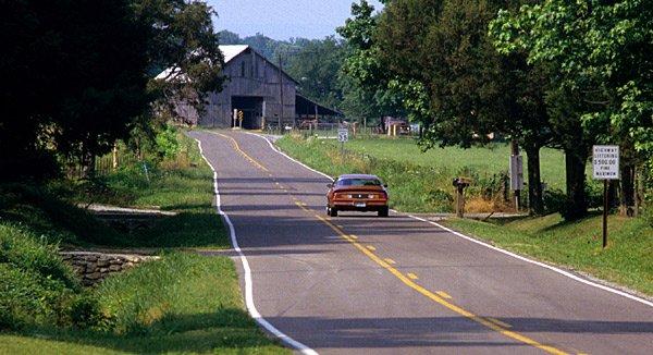 Tennessee: Auf den Bryways und Trails erleben Selbst-Fahrer das Land, seine Natur und seine Geschichte abseits der Touristenströme