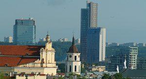 Vilnius ist eine moderne Hauptstadt, die ihre Tradition und Kultur bewahrt