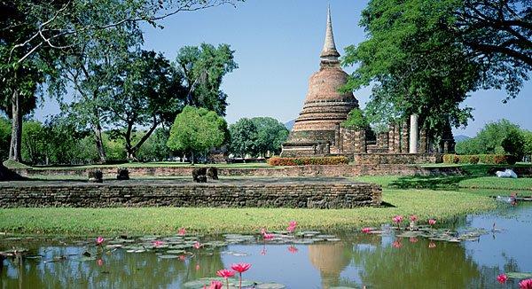 Zentral Thailand