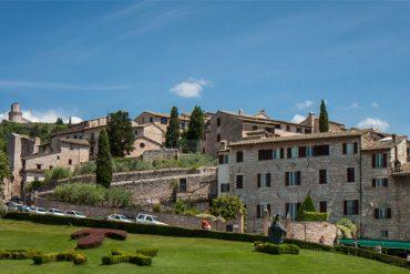 Umbrien lockt mit mittelalterlichen Städten und Burgen, einer grünen Landschaft und herrlichen Ausblicken.