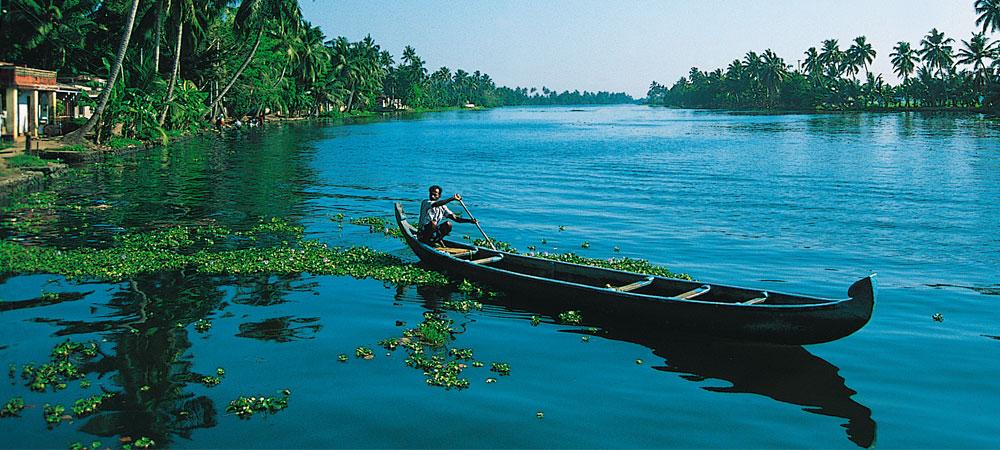 Kerala: Alles fließt und schwingt im Rhythmus des Flusses