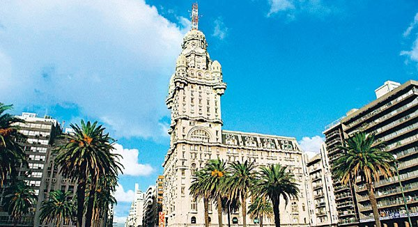 """Ein Großteil der """"Orientales"""" lebt in der Hafenstadt Montevideo (Bild: der.net)"""