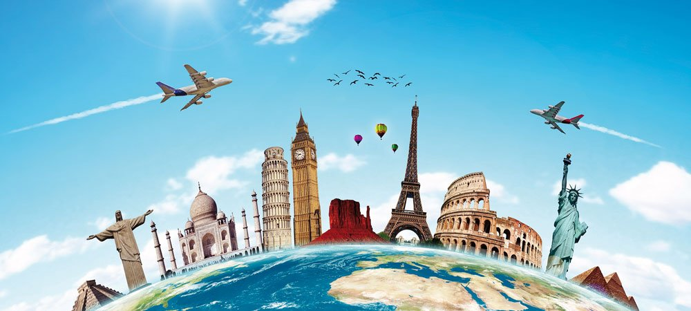 Wer eine Weltreise plant, sollte sich unbedingt genug Zeit für die Vorbereitungen nehmen