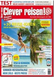 Clever reisen! Ausgabe 01/17