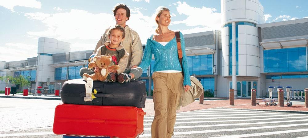 Tipps für den Flug mit Kindern