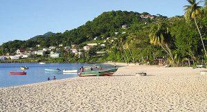 """Grenada lockt mit herrlichen Düften und dem drei Kilometer langem Sandstrand """"Grand Anse"""" (Bild: Grenada Board of Tourism)"""