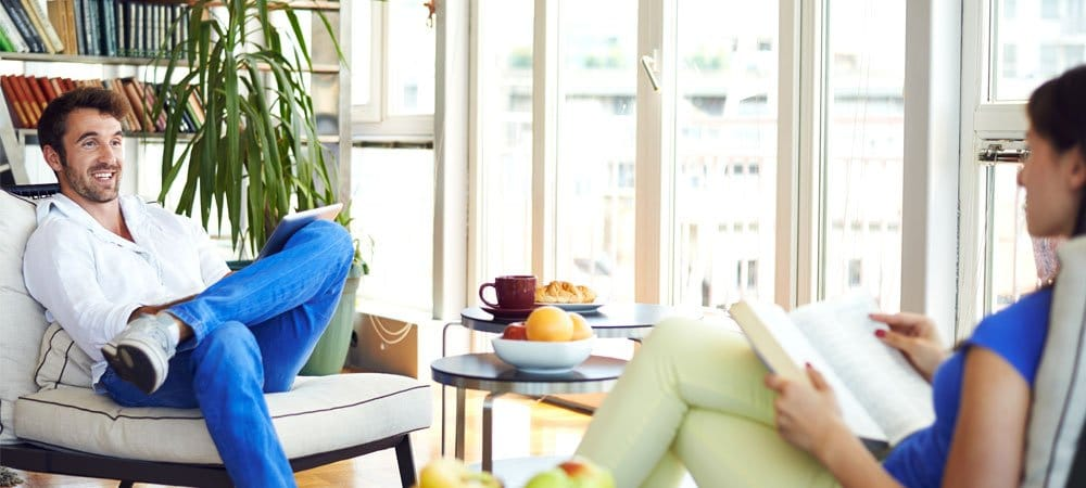 Private Zimmer sind eine ernsthafte Alternative geworden - nicht nur wegen des Preises...
