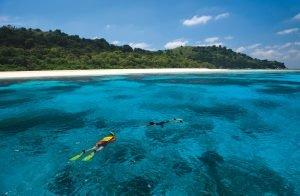 Thailand Shnorcheln