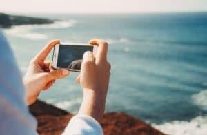 Auch im Urlaub sollte Datensicherheit ein Thema sein