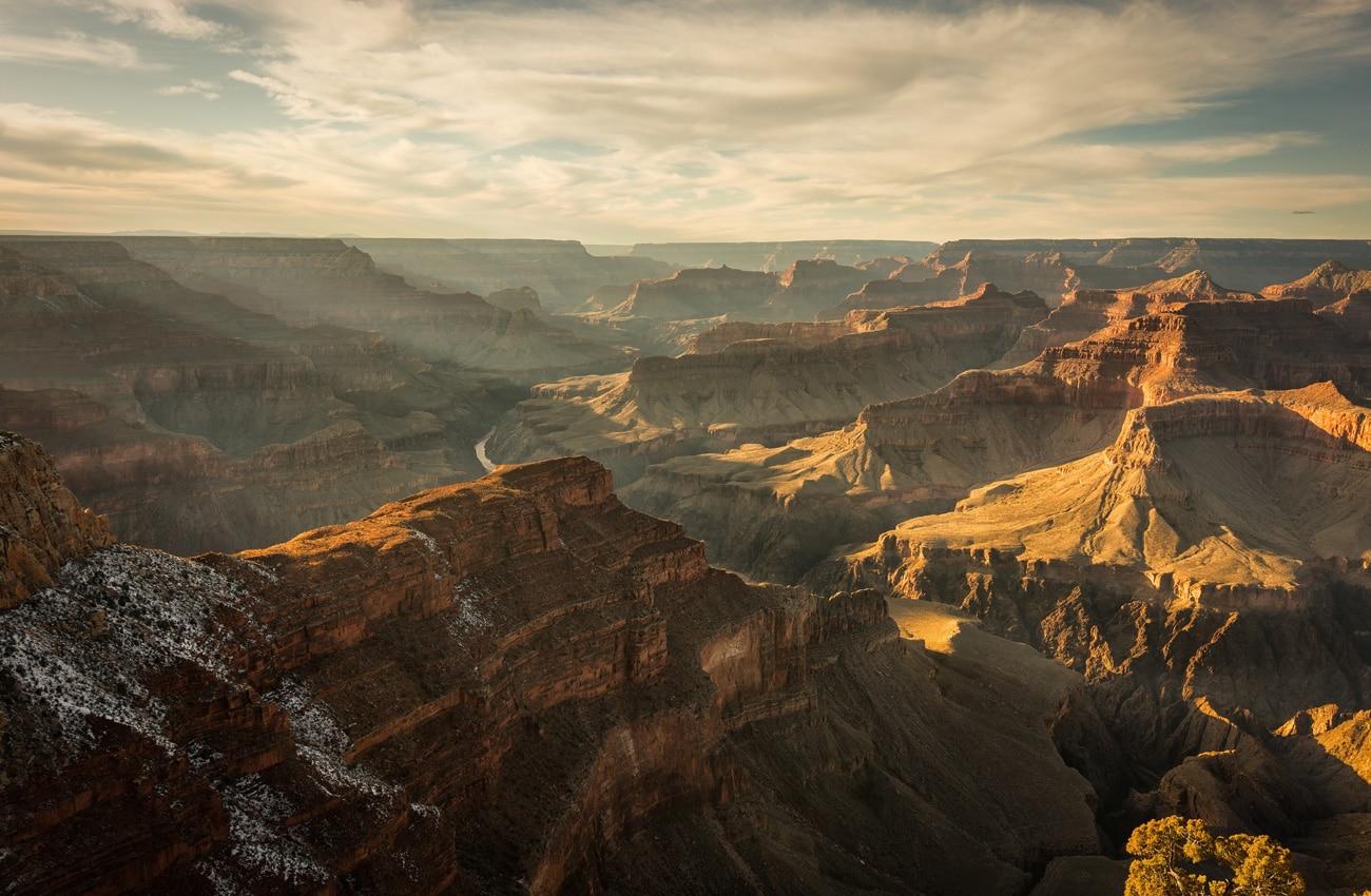 Einmal im Leben zum Grand Canyon