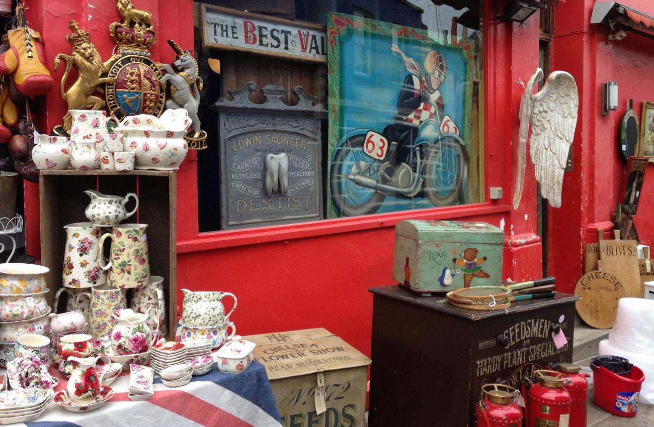Vintage-Läden: Das East End ist Londons hippstes Viertel