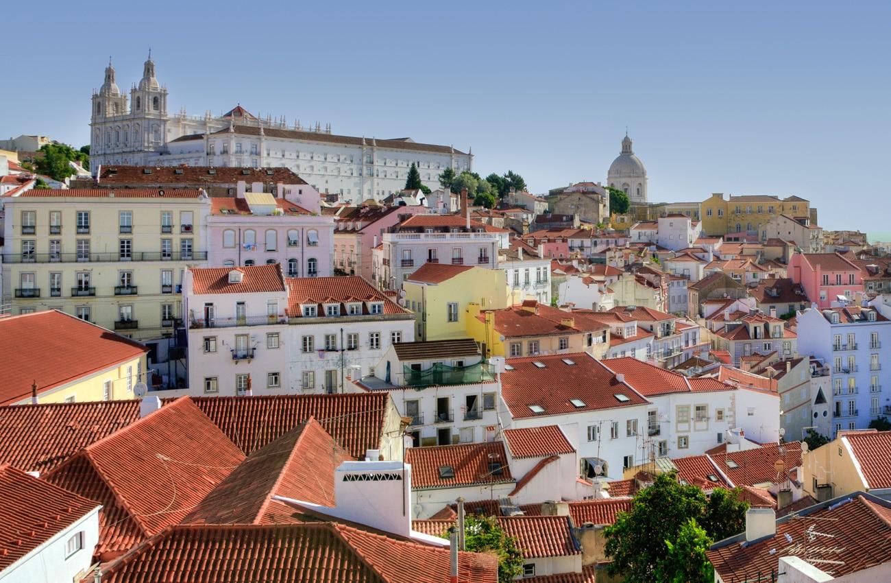 Lissabon gehört mit zu den schönsten Städten Portugals