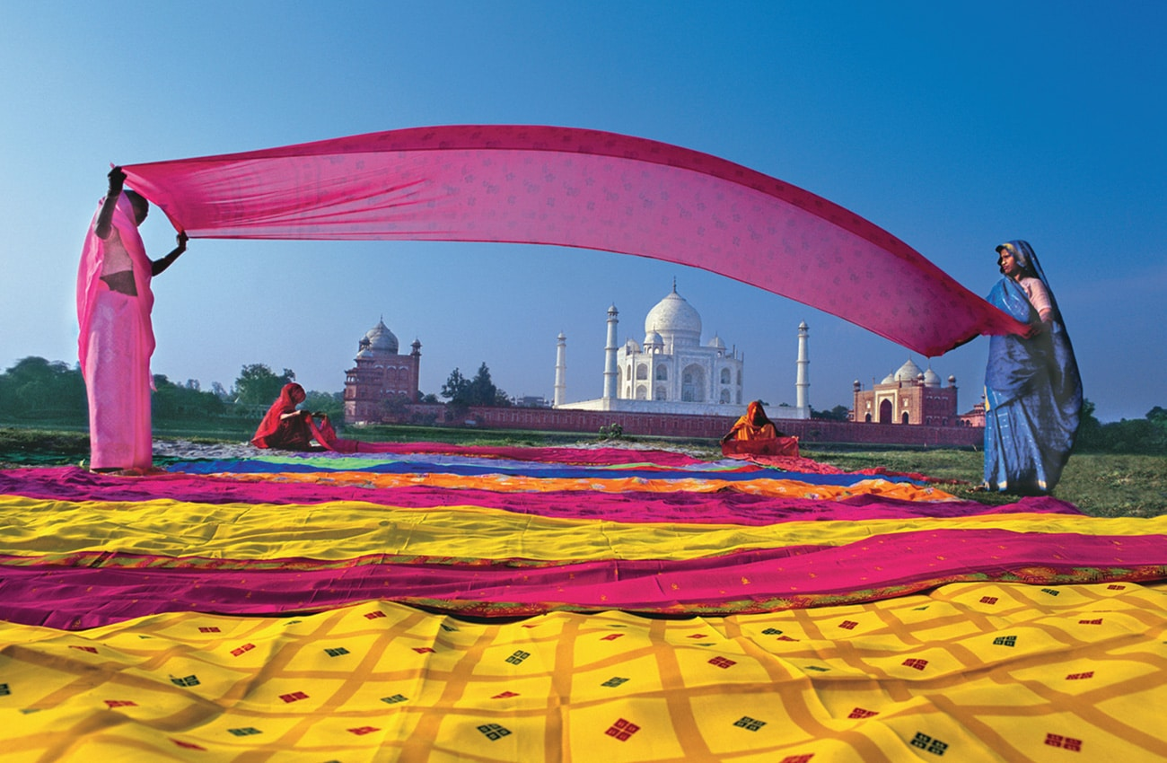 Indien ist ein sehr beliebtes Rundreiseziel.