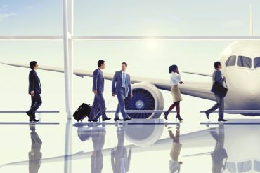 Der Weg zum Billigflug