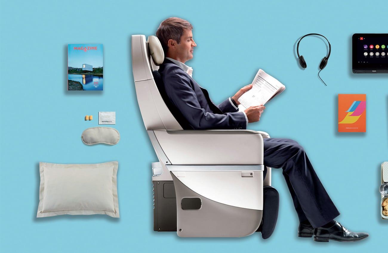 Viele Airlines bieten mit den neuen Klassen mehr Komfort und Service. Clever reisen! stellt die Trends vor, vergleicht und gibt wichtige Tipps.