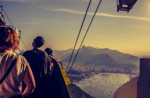 Mit der Corcovado-Bergbahn auf den Zuckerhut