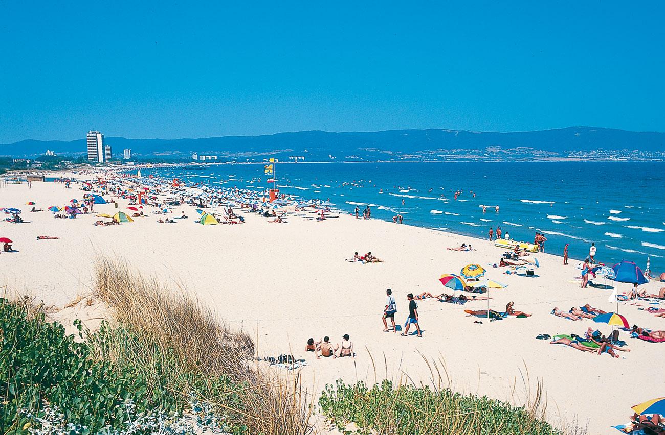 Herrlicher Strandurlaub