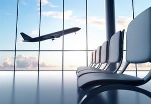 Flugzeugstart - Quelle: Depositphotos