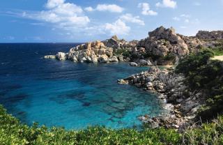 Liscia Eldi - Sardinien - Hotelumgebung