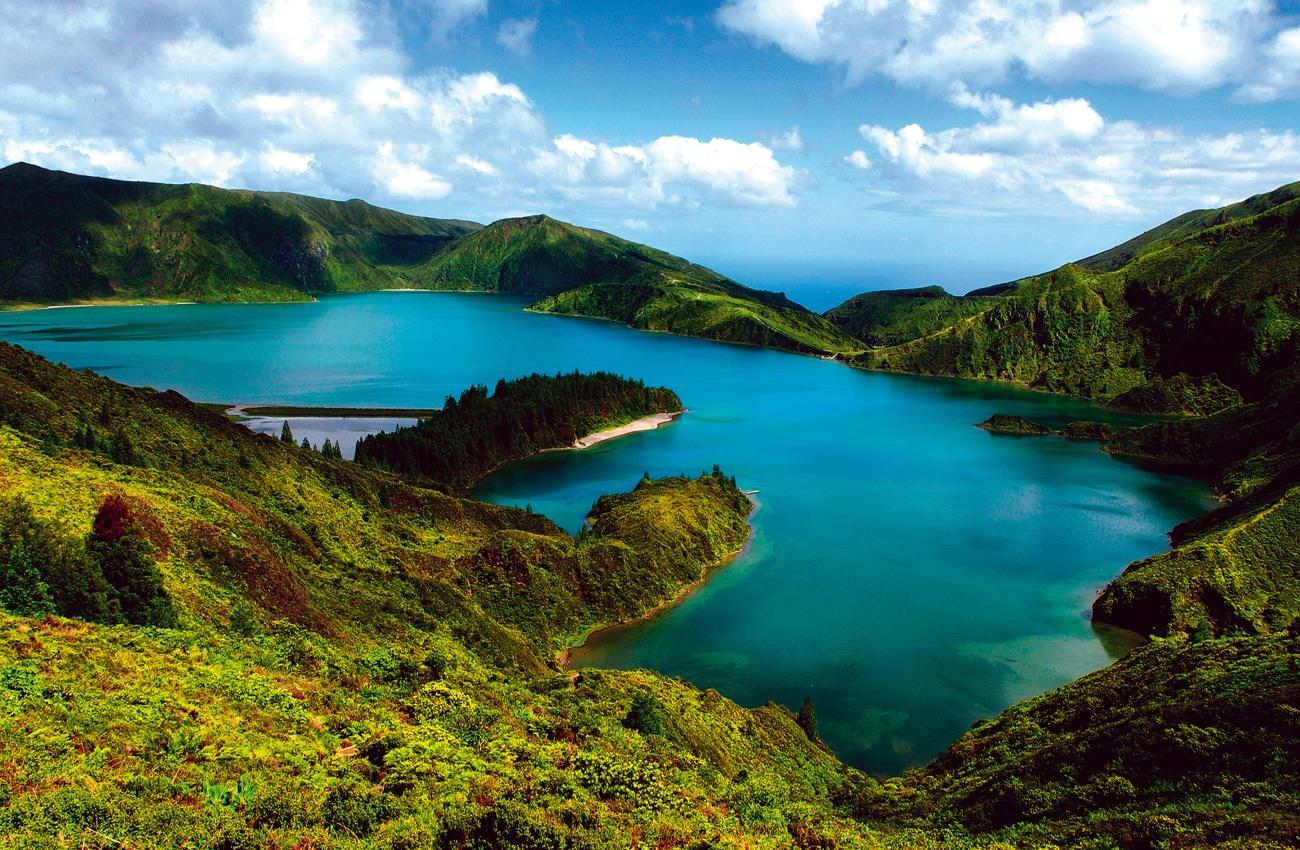 Die Azoren sind ein traumhaftes Urlaubsziel.