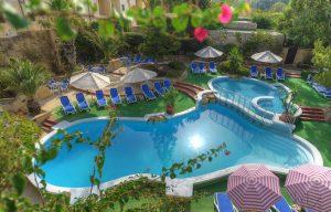 Cornucopia - Gozo - Garten und Pool