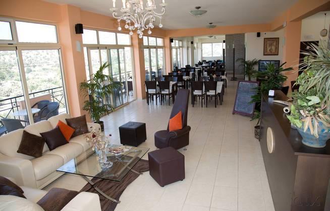 Hotel Maxin (Villa Maxine) - Aufenthaltsbereich