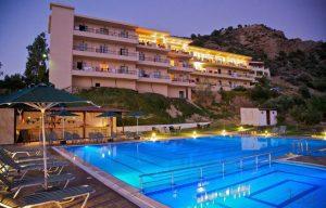Hotel Maxin (Villa Maxine) - Außenansicht