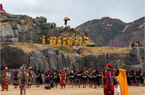 Die Kultur der Inkas auf dem Inti Raymi Fest erleben.